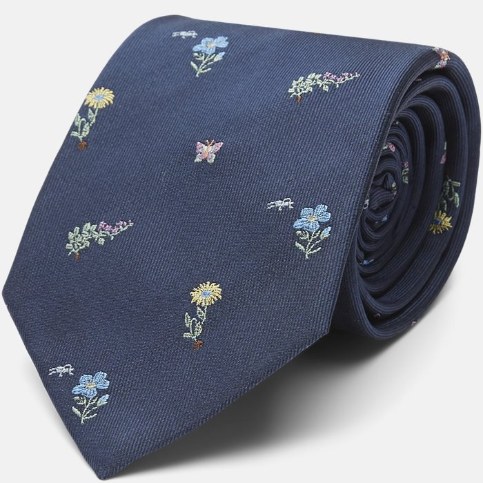 Ties - Regular fit - Blue