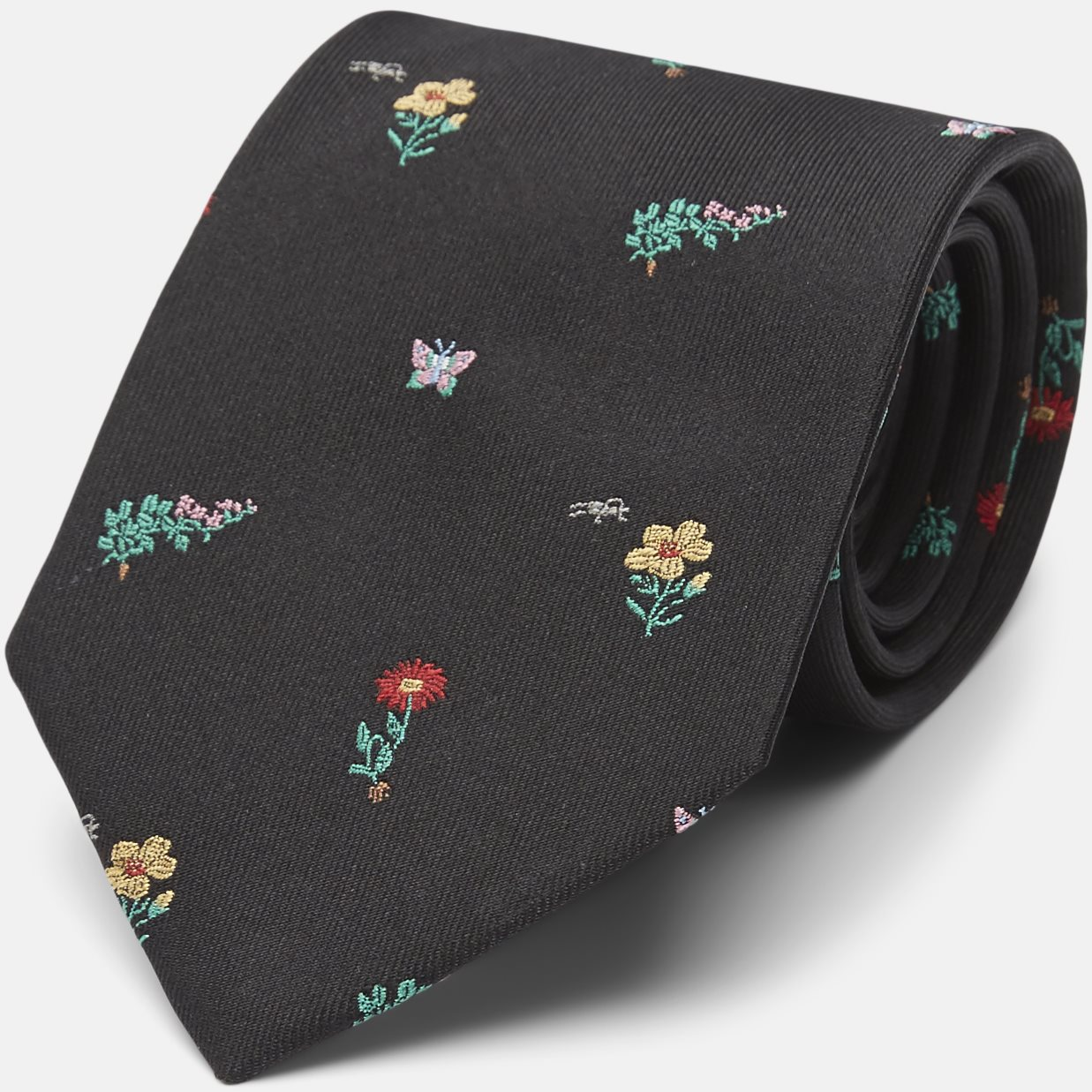 Ties - Regular fit - Black