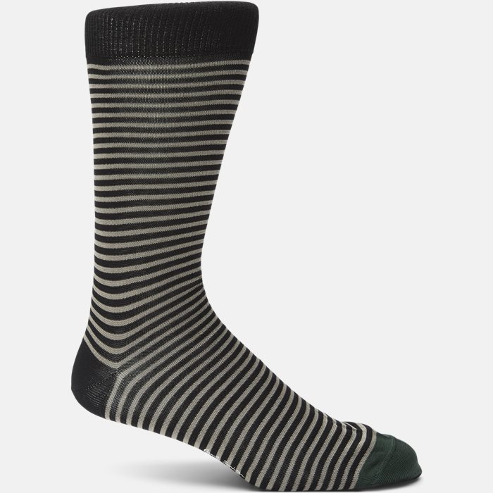 Socks - Regular fit - Black
