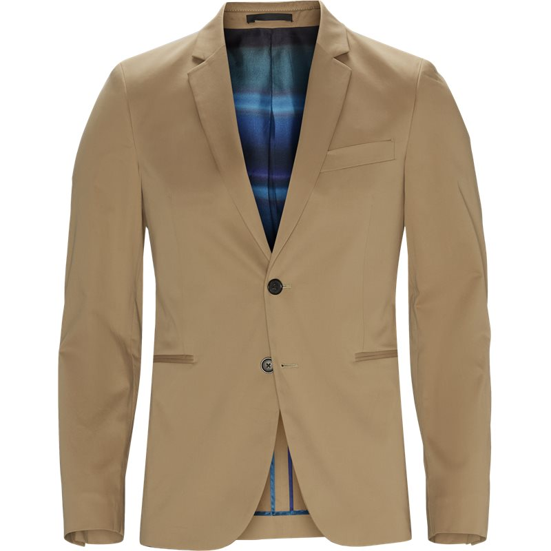 Image of   PS by Paul Smith Regular fit 1707 D20028 Blazer Sand