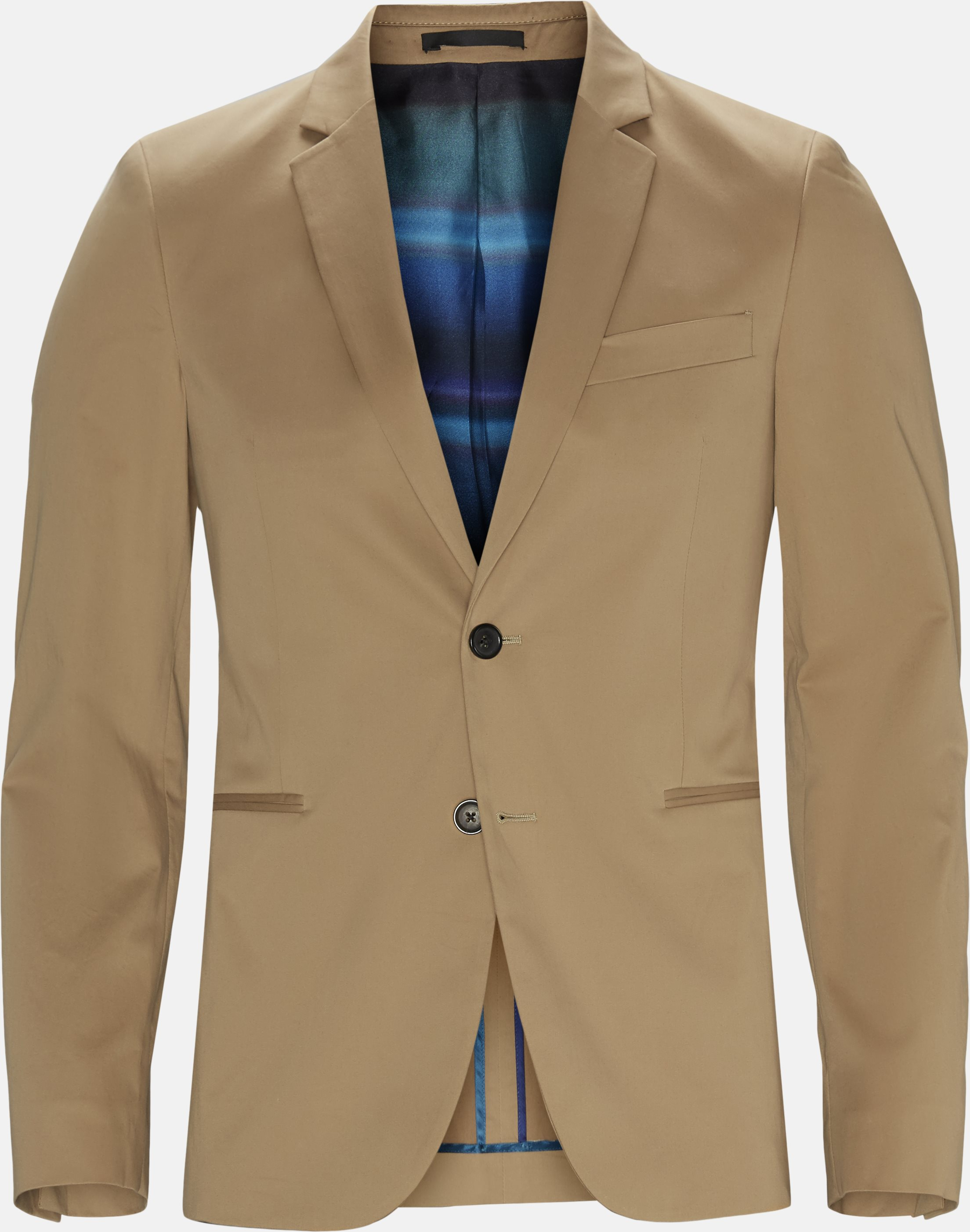 Blazer - Regular fit - Sand