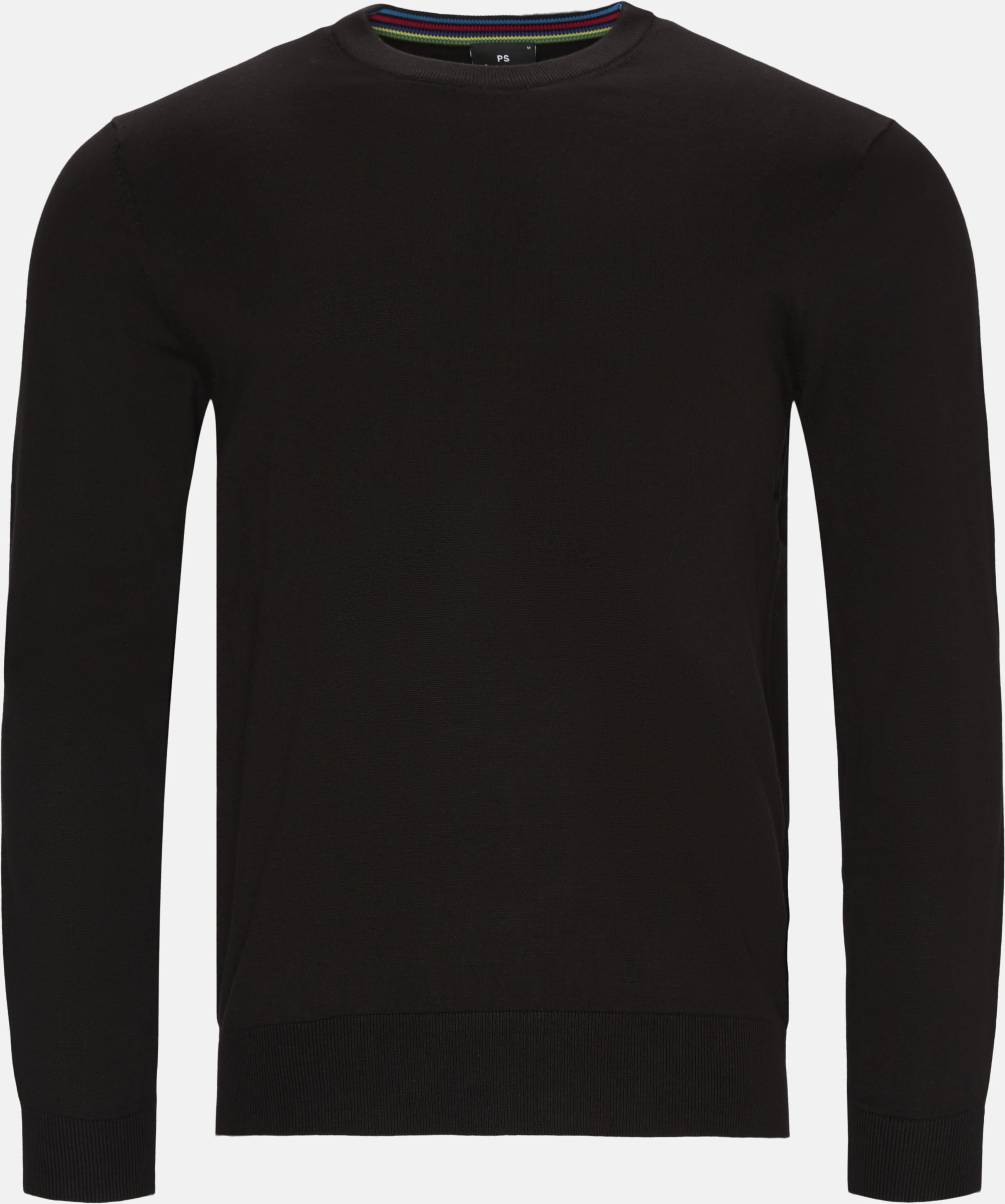 Knitwear - Regular fit - Black