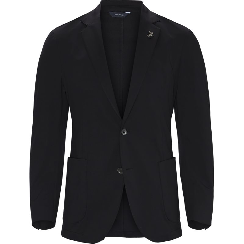 Image of   TOMBOLINI Regular fit G1J1 EYAP Blazer Sort