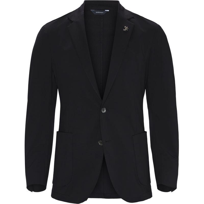 Image of   TOMBOLINI Regular fit G1J1 EYAP Blazer Sort
