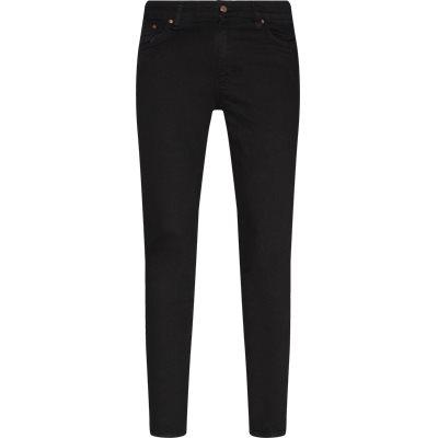 Jeans | Svart