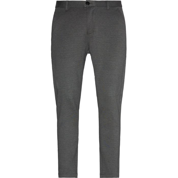 Verty Pants - Bukser - Tapered fit - Grå