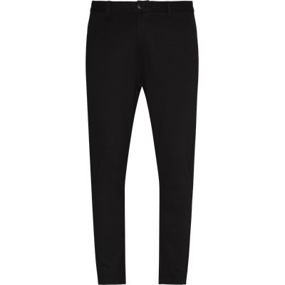 Verty Pants Tapered fit | Verty Pants | Sort
