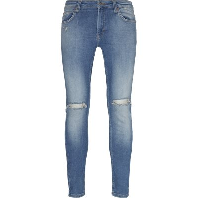 Max Empty Blue Jeans Slim | Max Empty Blue Jeans | Denim
