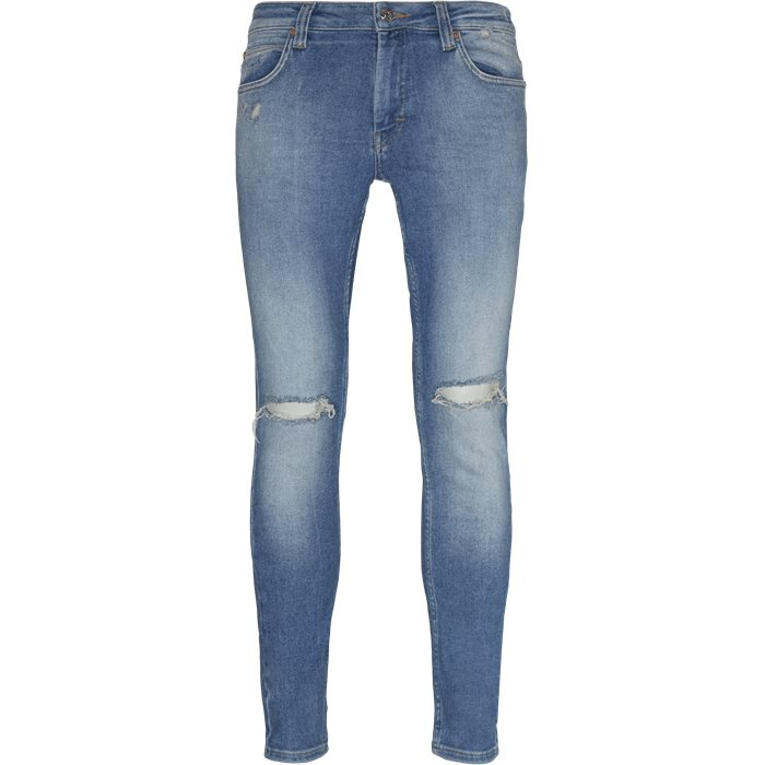 Max Empty Blue Jeans - Jeans - Slim - Denim