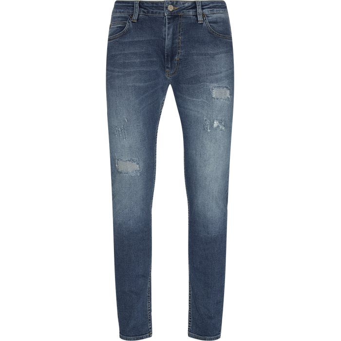 Sicko Deep Blue Jeans - Jeans - Slim - Denim