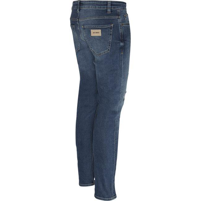 Sicko Deep Blue Jeans