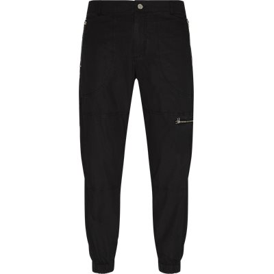 Rambo Pants Tapered fit | Rambo Pants | Sort