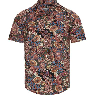 Marvin Shirt Regular | Marvin Shirt | Grøn