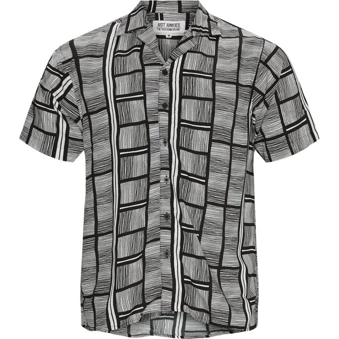 Ronin Shirt - Skjorter - Regular - Sort