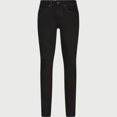 Tailored fit | Jeans | Schwarz