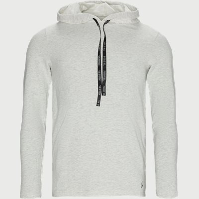 Cotton-Stretch Hoodie Regular | Cotton-Stretch Hoodie | Grå