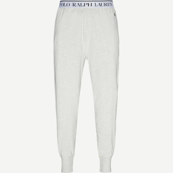 Jersey Joggers - Undertøj - Regular - Grå