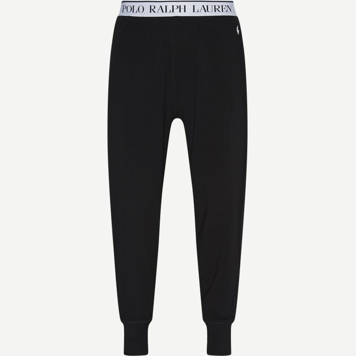 Jersey Joggers - Undertøj - Regular - Sort