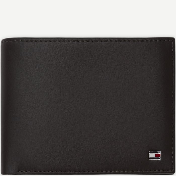 Eton CC And Coin Pocket Pung - Accessories - Brun
