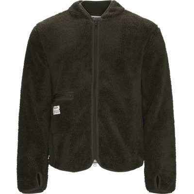 Fleece Jacket Regular | Fleece Jacket | Army