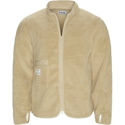 Fleece Jacket Regular | Fleece Jacket | Sand