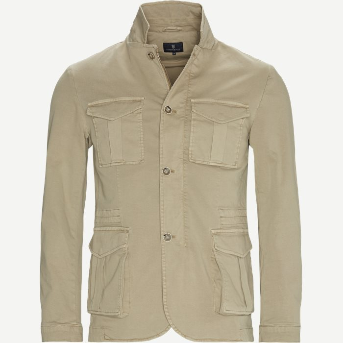 Blaze Jacket - Jakker - Regular - Sand
