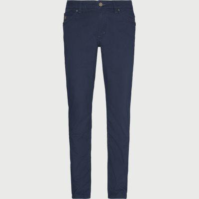 5-PKT Petz Print Jeans Slim | 5-PKT Petz Print Jeans | Blå