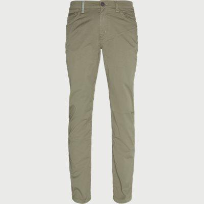 Jeans | Grön