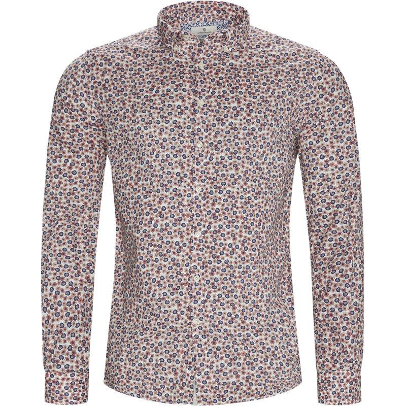 Image of   Hansen & Jacob - Flower Touch Skjorte