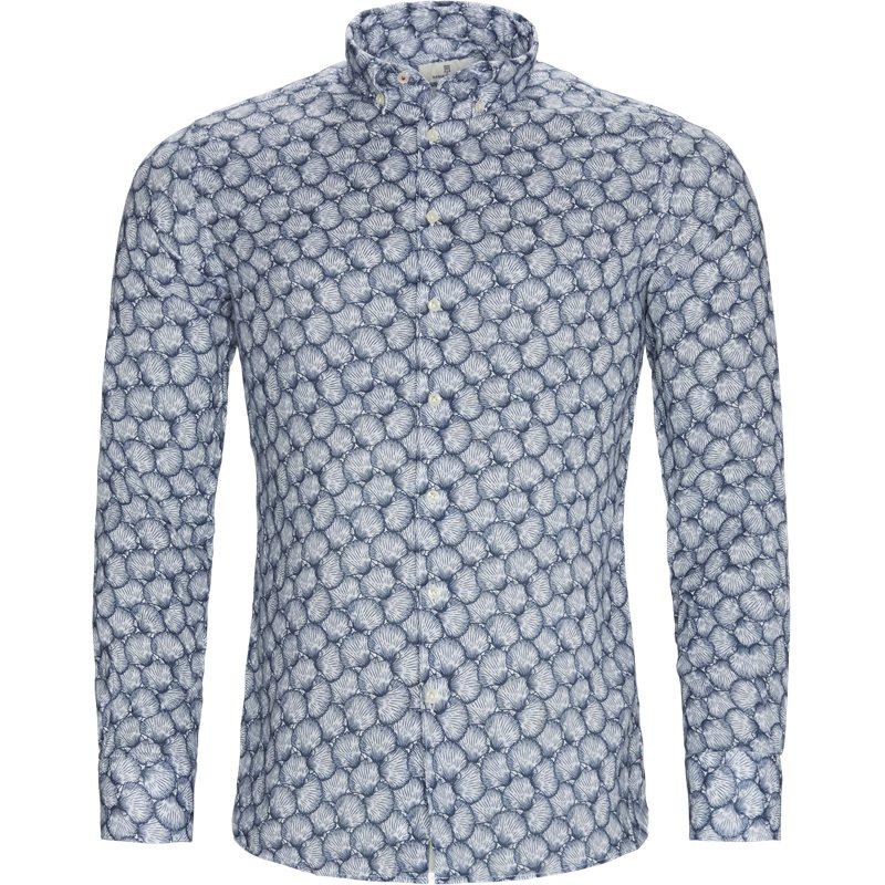 Image of   Hansen & Jacob - Shell Print Skjorte