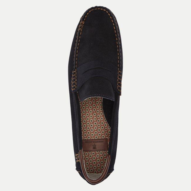 Suede Car Shoe