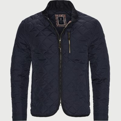 Decato Jacket Modern fit | Decato Jacket | Blå