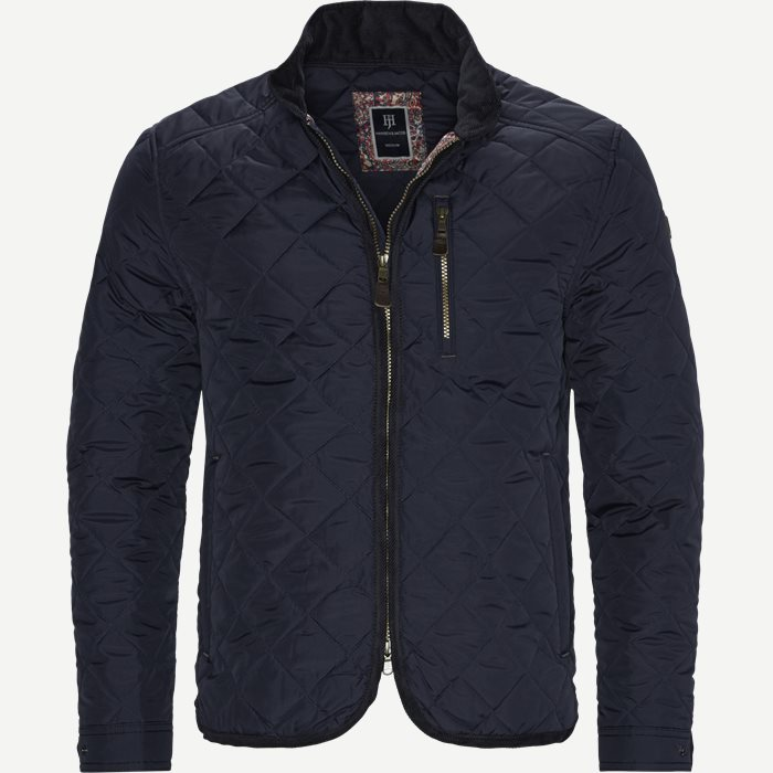 Decato Jacket - Jakker - Modern fit - Blå