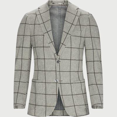 Modern fit | Blazer | Grau