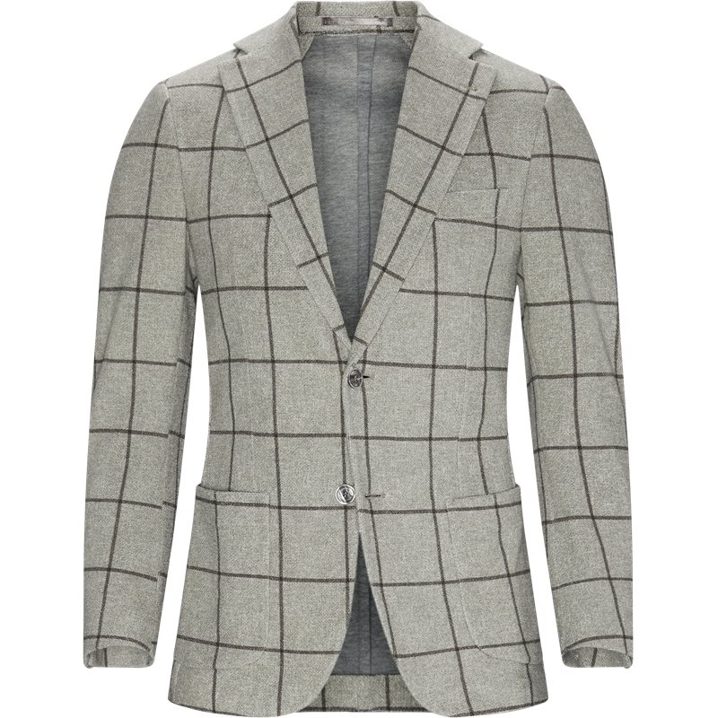 Image of   Hansen & Jacob - Filto Overcheck Jersey Jacket