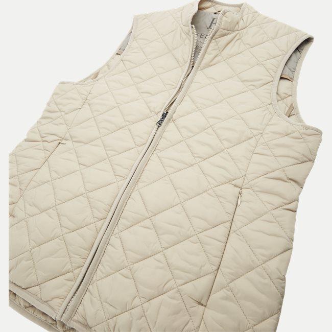 Inzip Quilt  Waist Coat