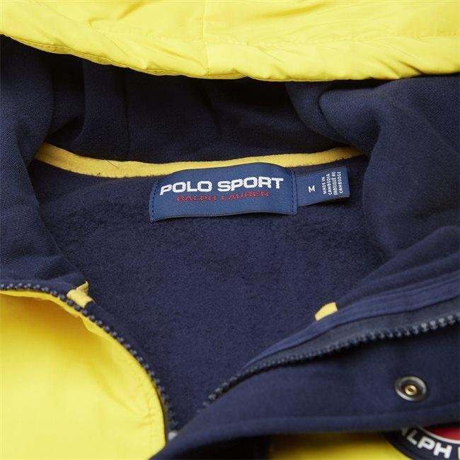 Cotton Logo Jacket