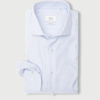 3747 X682 Shirt Modern fit | 3747 X682 Shirt | Blå