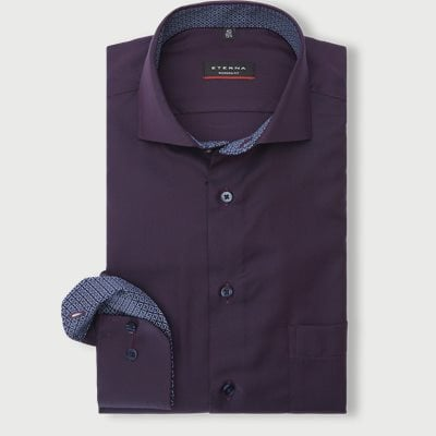 3116 Shirt Modern fit | 3116 Shirt | Bordeaux