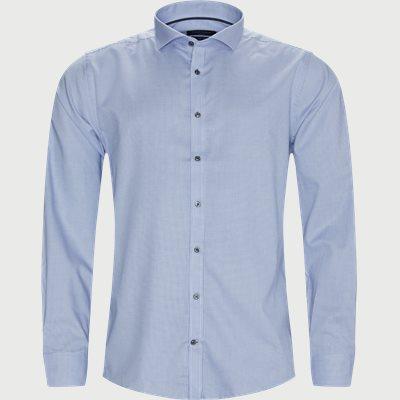 Armstrong Skjorte Modern fit | Armstrong Skjorte | Blå