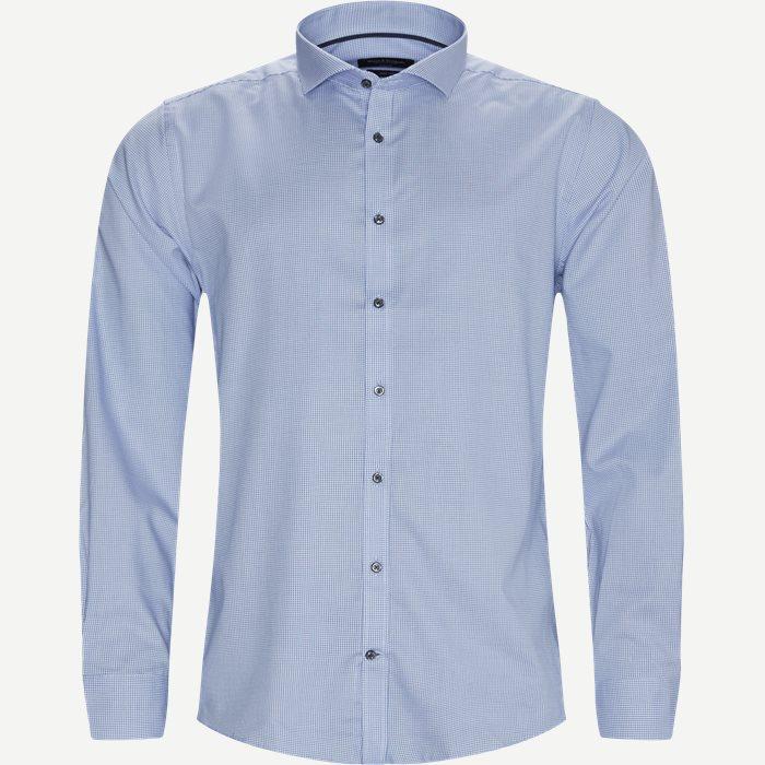 Armstrong Skjorte - Skjorter - Modern fit - Blå