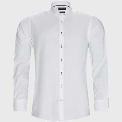 Ricci Skjorte Modern fit | Ricci Skjorte | Hvid