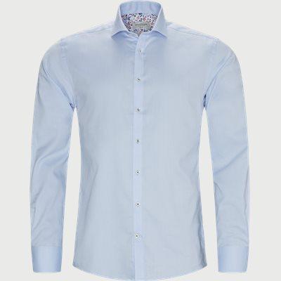 Mitte Skjorte Slim | Mitte Skjorte | Blå