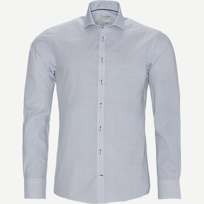 Skyler Skjorte - Skjorter - Slim - Blå