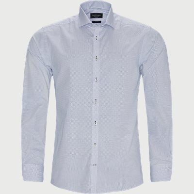 Mina Skjorte Modern fit | Mina Skjorte | Blå