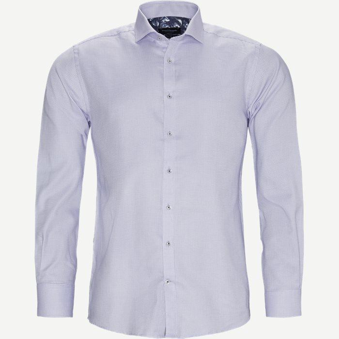 Mustafi Skjorte - Skjorter - Modern fit - Lilla