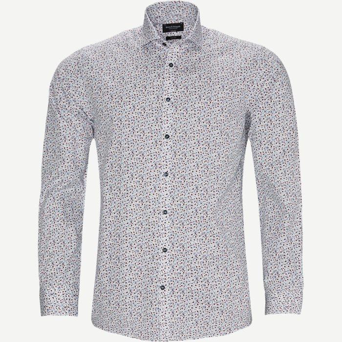 Plea Skjorte - Skjorter - Modern fit - Blå
