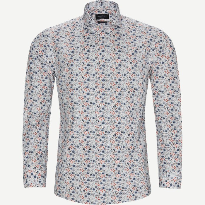 Putman Skjorte - Skjorter - Modern fit - Blå