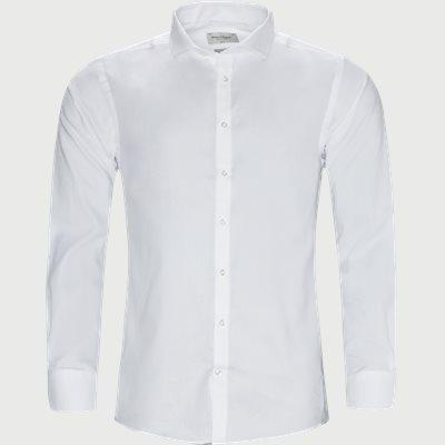 Cooper Skjorte Slim | Cooper Skjorte | Hvid