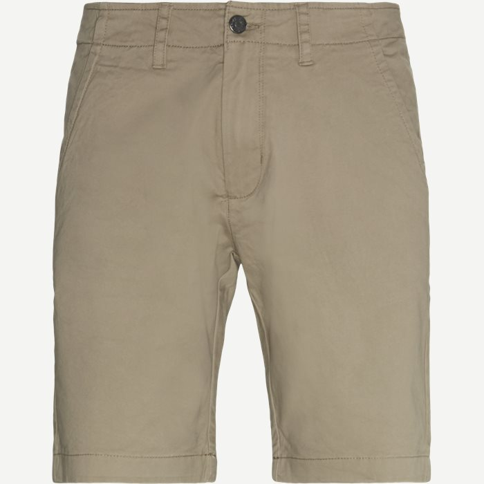 Shorts - Tailored fit - Sand